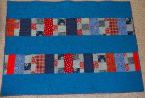 Quilting for Christ & Sandi Watters