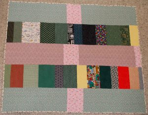 Quilting for Christ & Sue Bickham