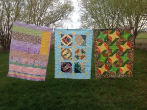 Donna Sciandra, Quilting for Christ, Edie Hubenak FQC