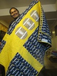 chargers quilt