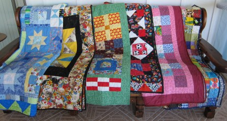 Quilts from Kim 1