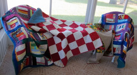 Quilts from Tina