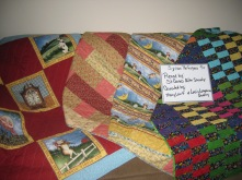 St Anne's Altar Society_ Mary Lou Frederickson, Lori's Longarm Quilting