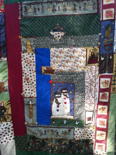 Winter Quilt - Betty of TX