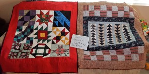 Karisa H. Quilted by Pam W.