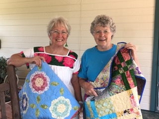 Lilly (left) & Glenna Young (right)